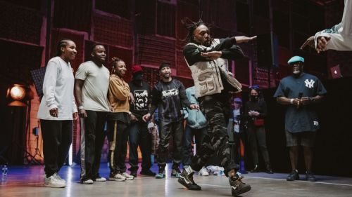REPLAY. Nantes – Festival Hip Opsession 2021 : Battle Opsession 5 VS 5 exhibition et 1vs1 «allstyles»